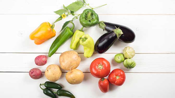 are nightshade vegetables safe for squirrels